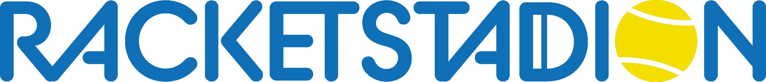Racketstadion Logotyp